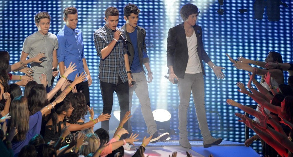 Concerti One Direction Italia 2015