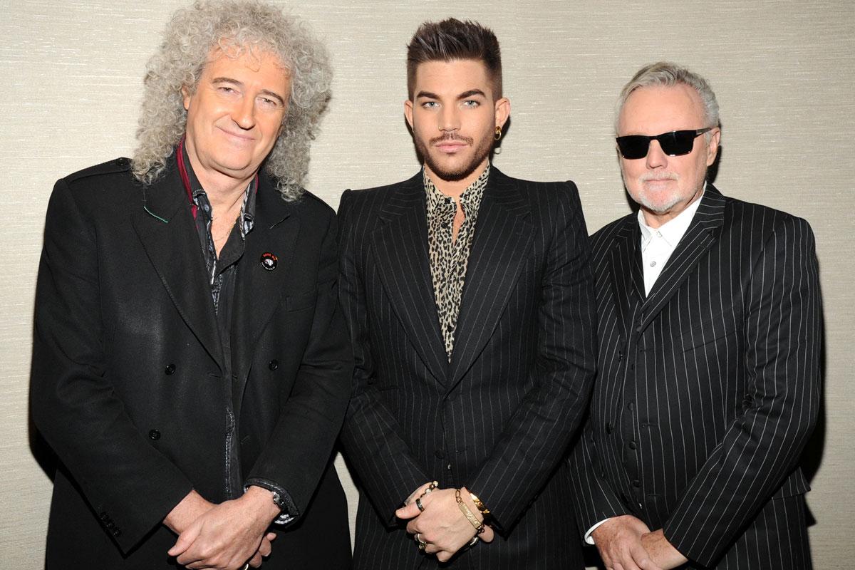 Queen in Tour con Adam Lambert nel 2015