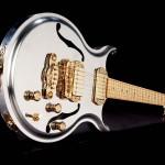 Goulding Guitars Chrome
