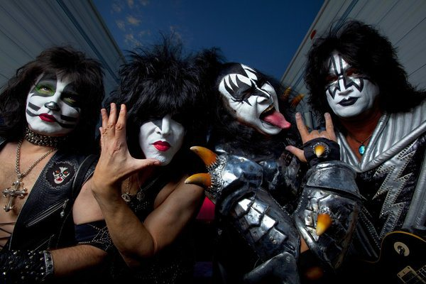I Mitici KISS in Concerto all'Arena di Verona