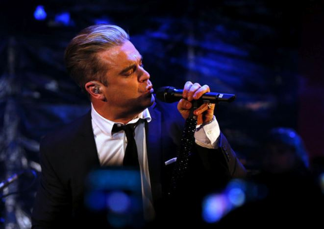 Robbie Williams – 'Let Me Entertain You Tour' anche in Italia