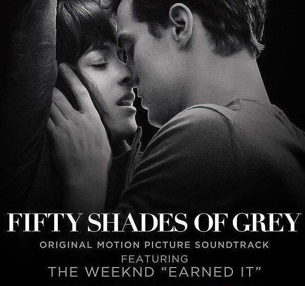Fifty shades of grey – la colonna sonora