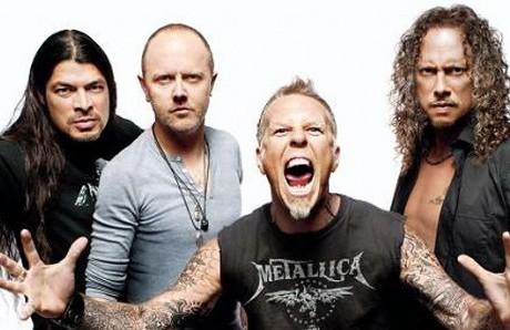 I Metallica al Sonisphere il 2 Giugno