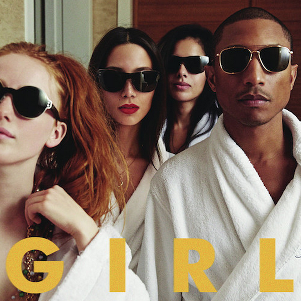G i r l – Pharrell Williams