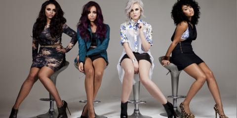 Annunciata Collaborazione fra le Little Mix e Jessie J!