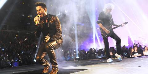 Queen + Adam Lambert – Concerti 2016