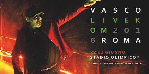 Vasco Rossi – Live Kom 2016