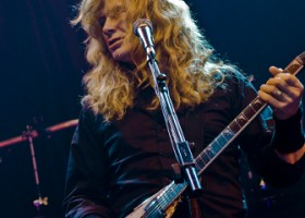 Megadeth – Le Date dei Concerti 2016
