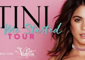 Martina Stoessel in Concerto Tini Tour