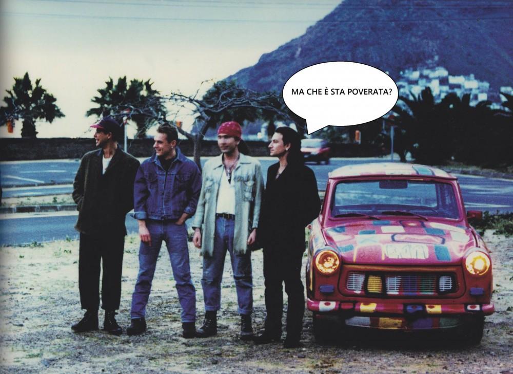 Concerto di Roma degli U2 a rischio