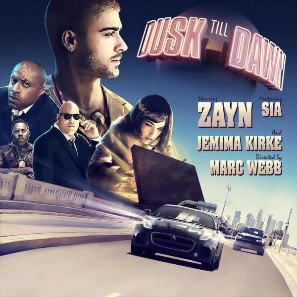 Dusk Till Dawn nuovo singolo di Zayn Malik